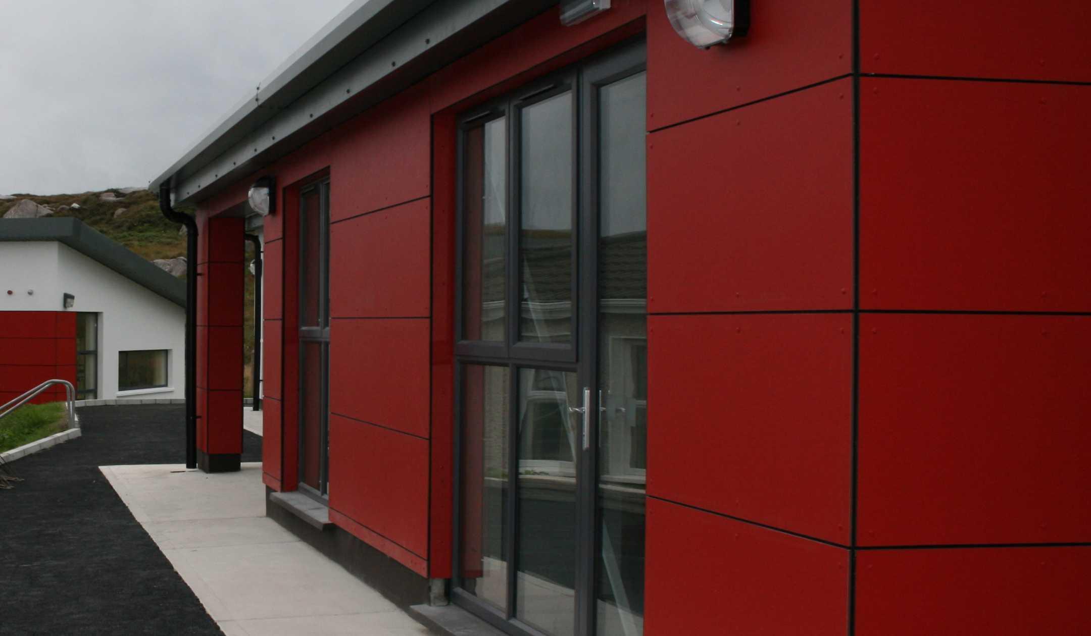 Gairmscoil Mhicdiarmada New Classrooms