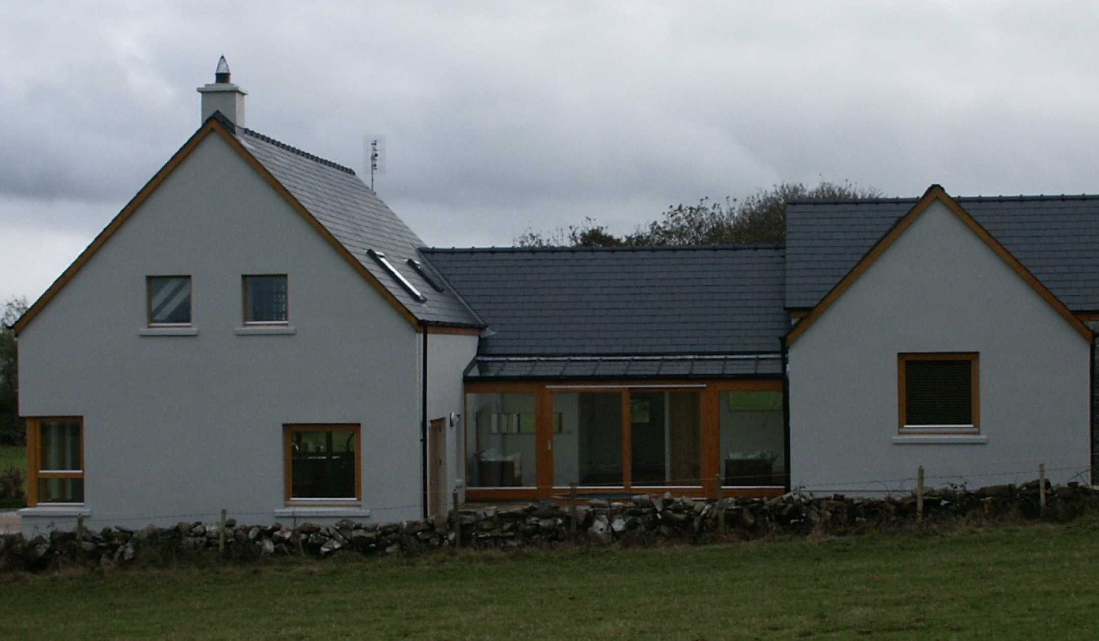Isle Of Doagh Private House