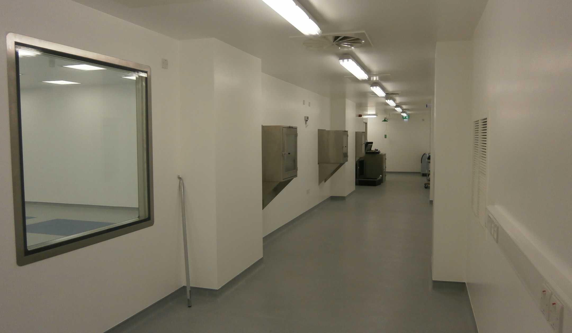 Laboratory Iso Class 8 Athlone