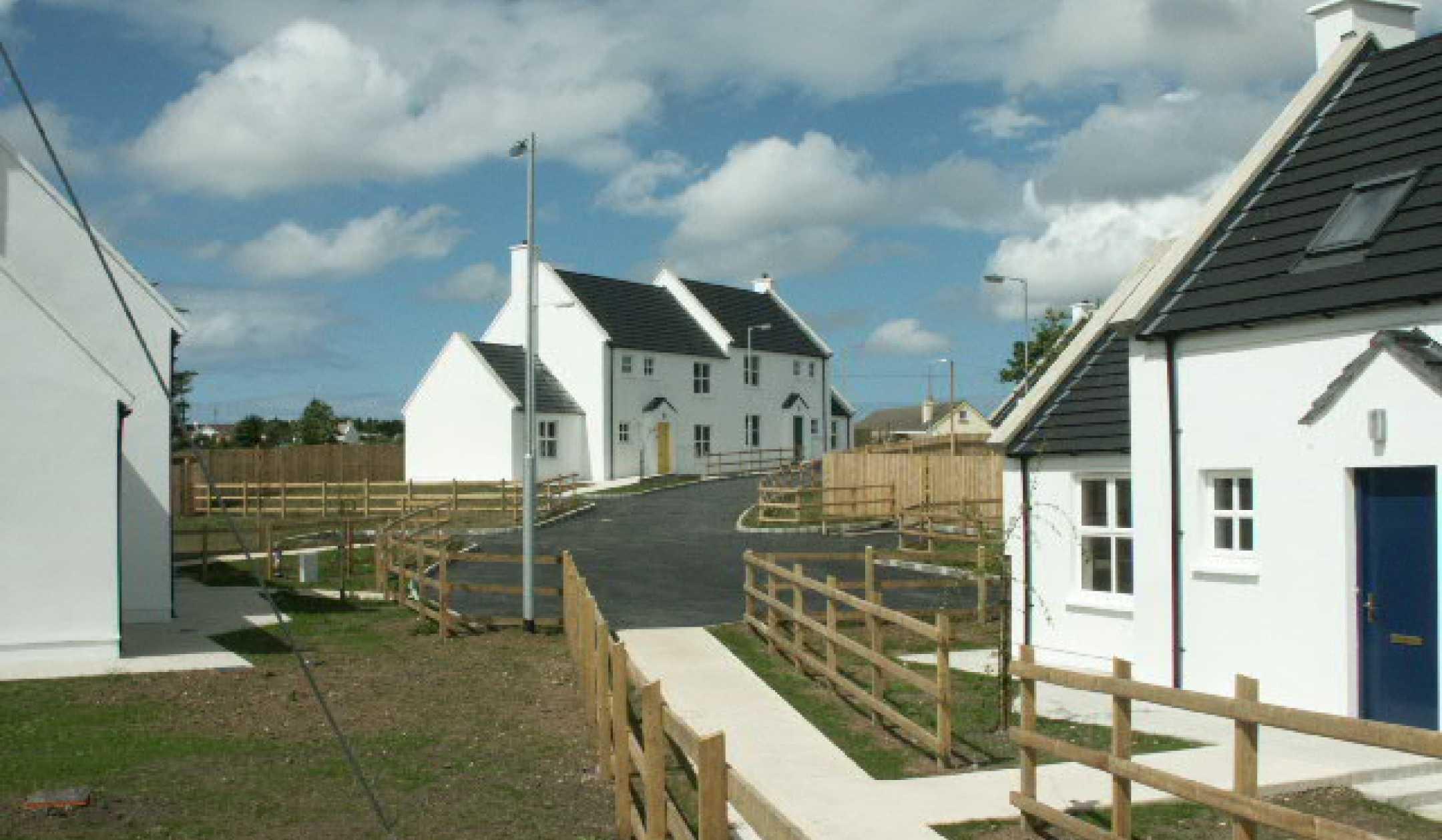Loughanure Social Housing