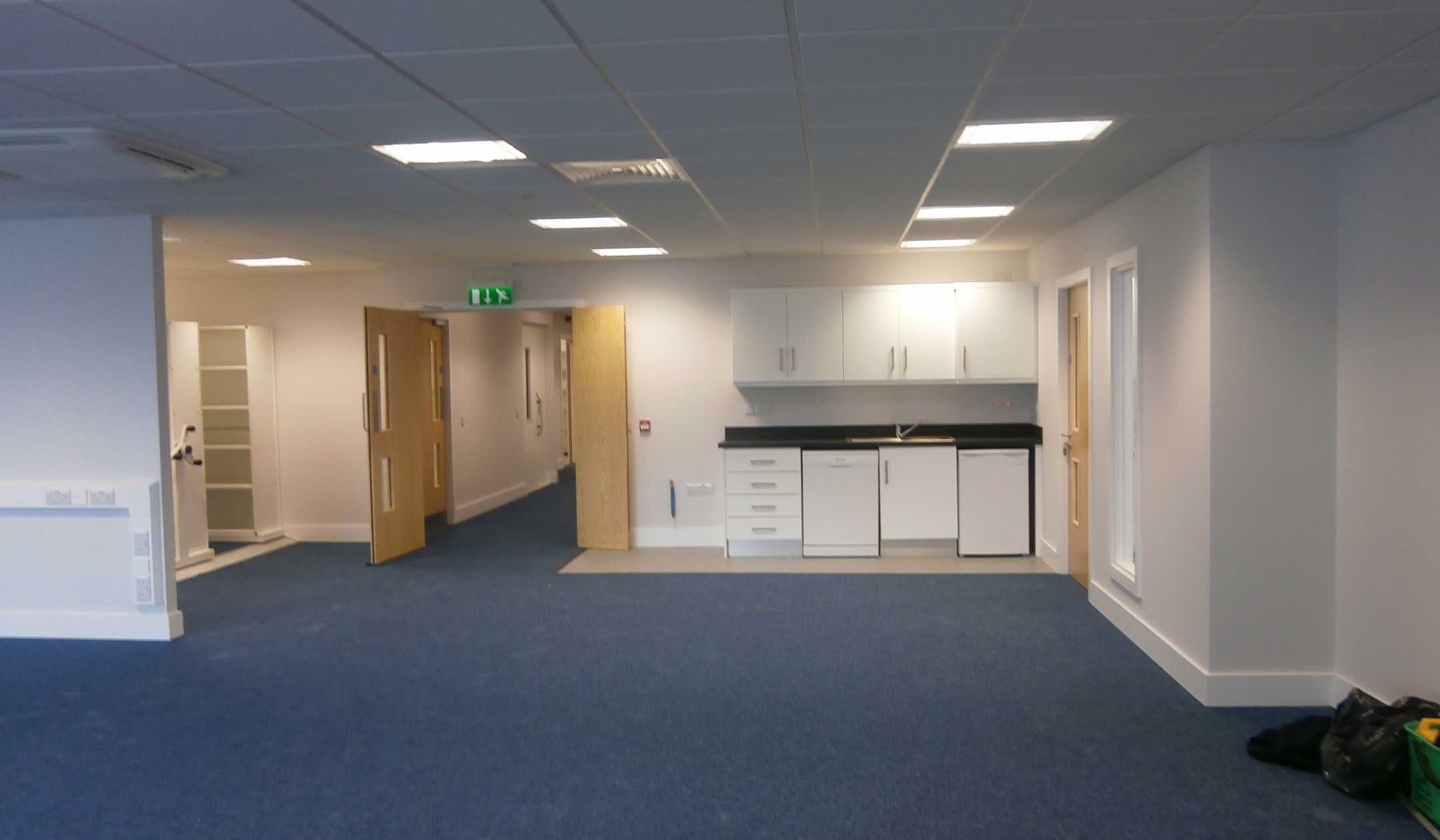 Office Accommodation Pharma Client