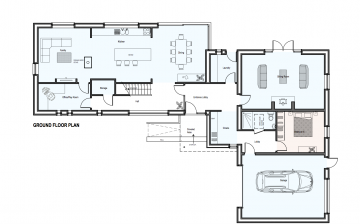 Clarke Private House