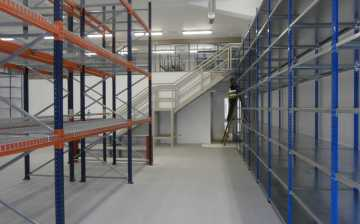 Clinical Pharma Storage Facility Athlone